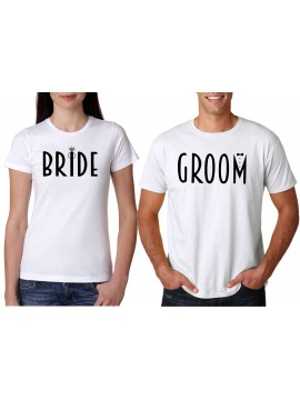Groom and Bride...