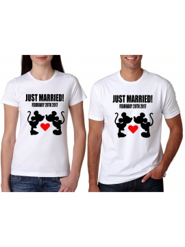 Just Married..!