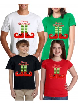 Merry Christmas Funny Cute T-Shirts