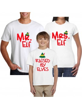 Mr. and Mrs. Elf