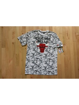 Chicago Authentic NBA Marble Shirts